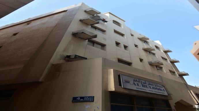 P411 - al marrar - studio flat