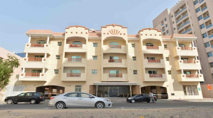 P531 - al nahda - 1 bedroom flat