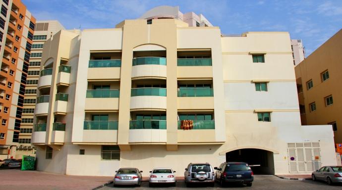 P544 - al nahda - 1 bedroom flat