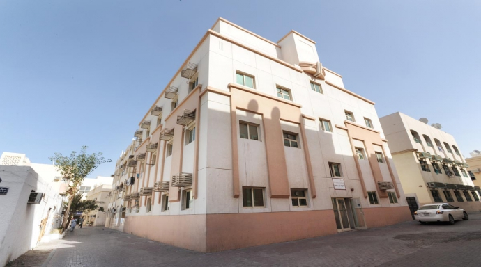 P569 - al souk al kabeer - studio flat
