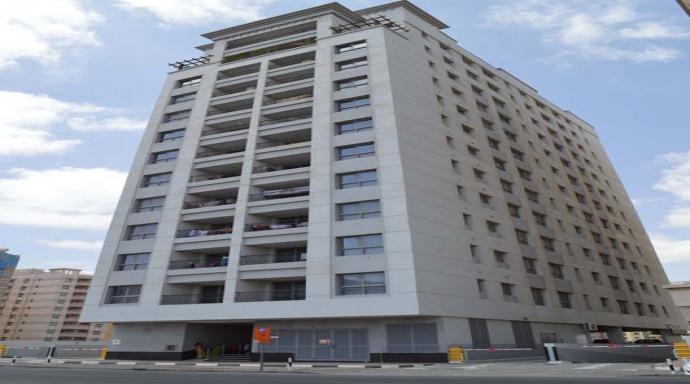 P601 - al nahda - 1 bedroom flat