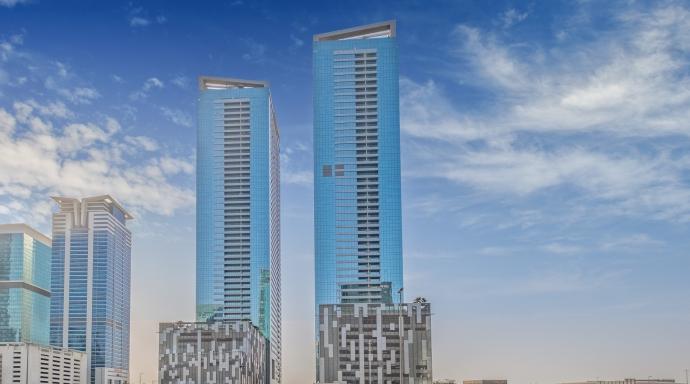 P638 - Tiara East Tower - 1 bedroom flat