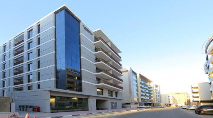 P830 - Al Warqa Residences - shop