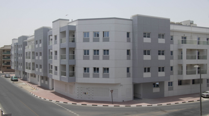wasl link - 1 bedroom large flat