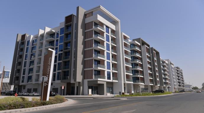 wasl port views building 10 - 1 bedroom flat