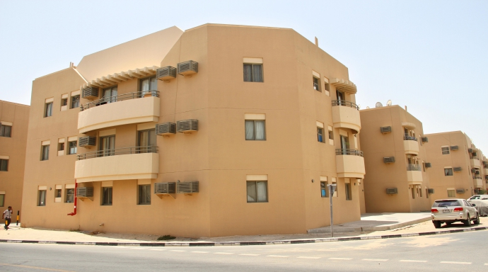 R327 muhaisnah - 2 bedroom flat
