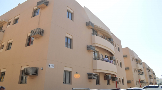 R328 muhaisnah - 2 bedroom flat