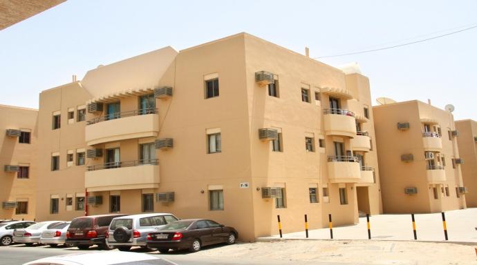 R333 muhaisnah - 2 bedroom flat