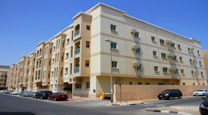 R426 muhaisnah - studio flat