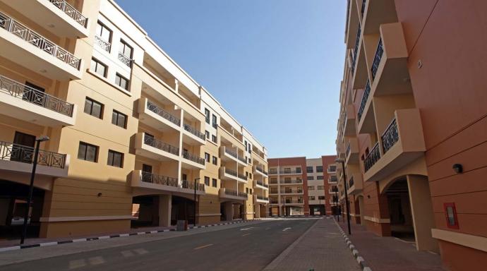 samari residences - 1 bedroom flat