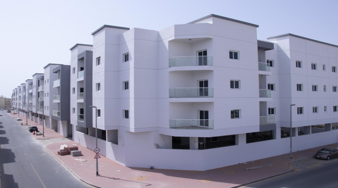wasl crystal - 1 bedroom large flat