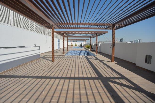 wasl portviews swimming pool