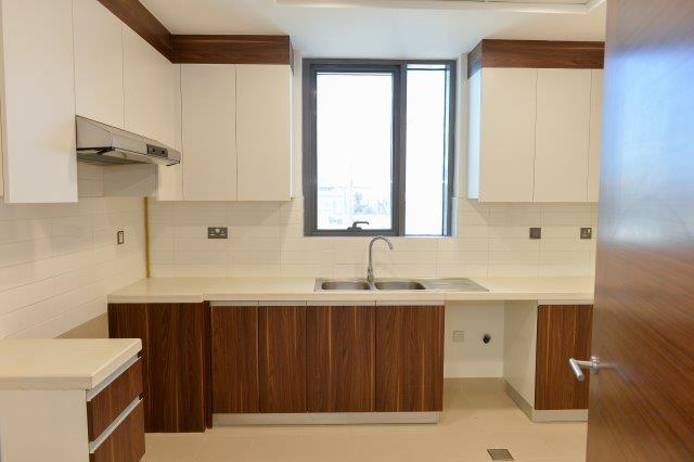 wasl portviews 2BR Kitchen