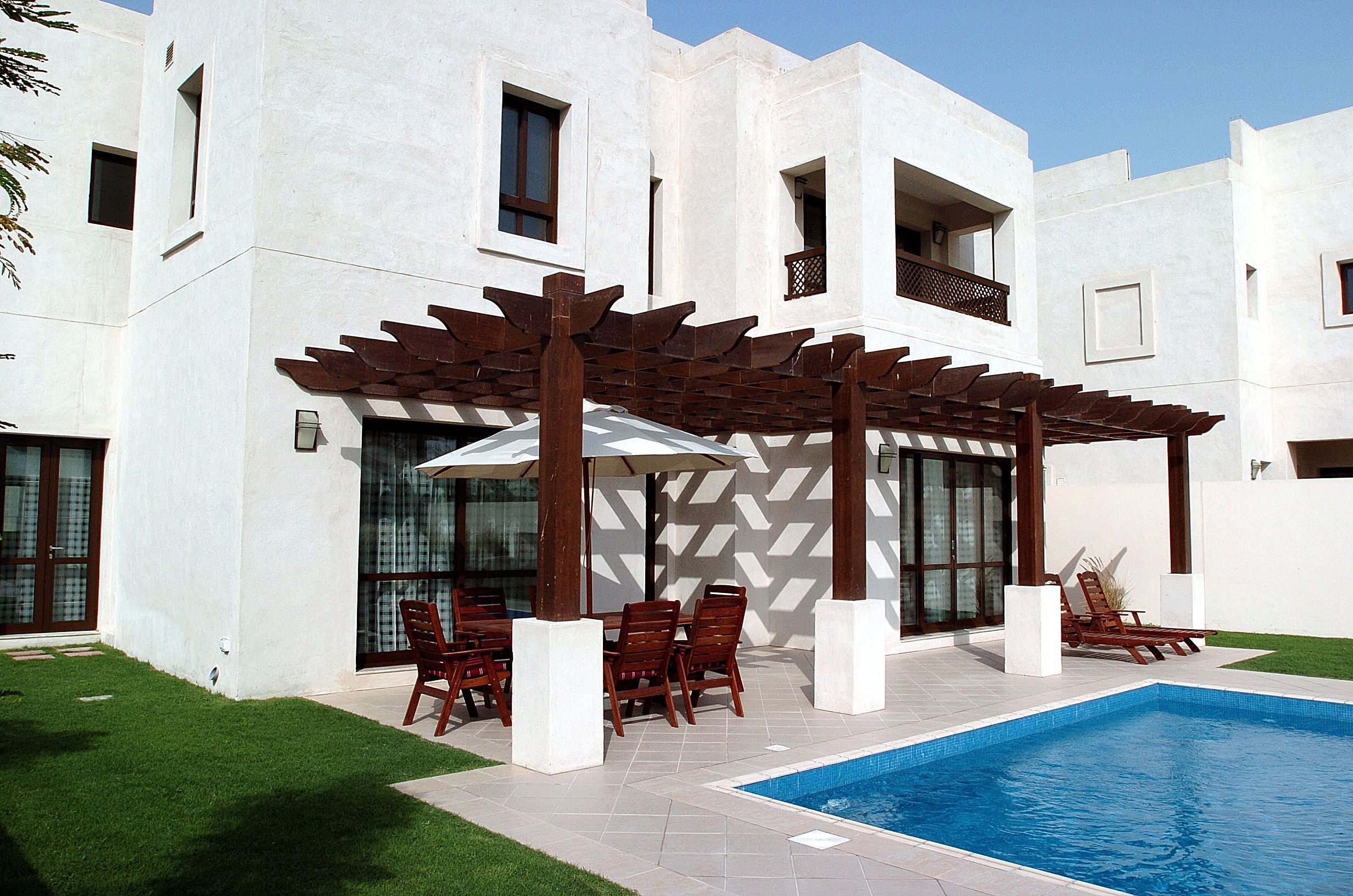 Villa Outdoor