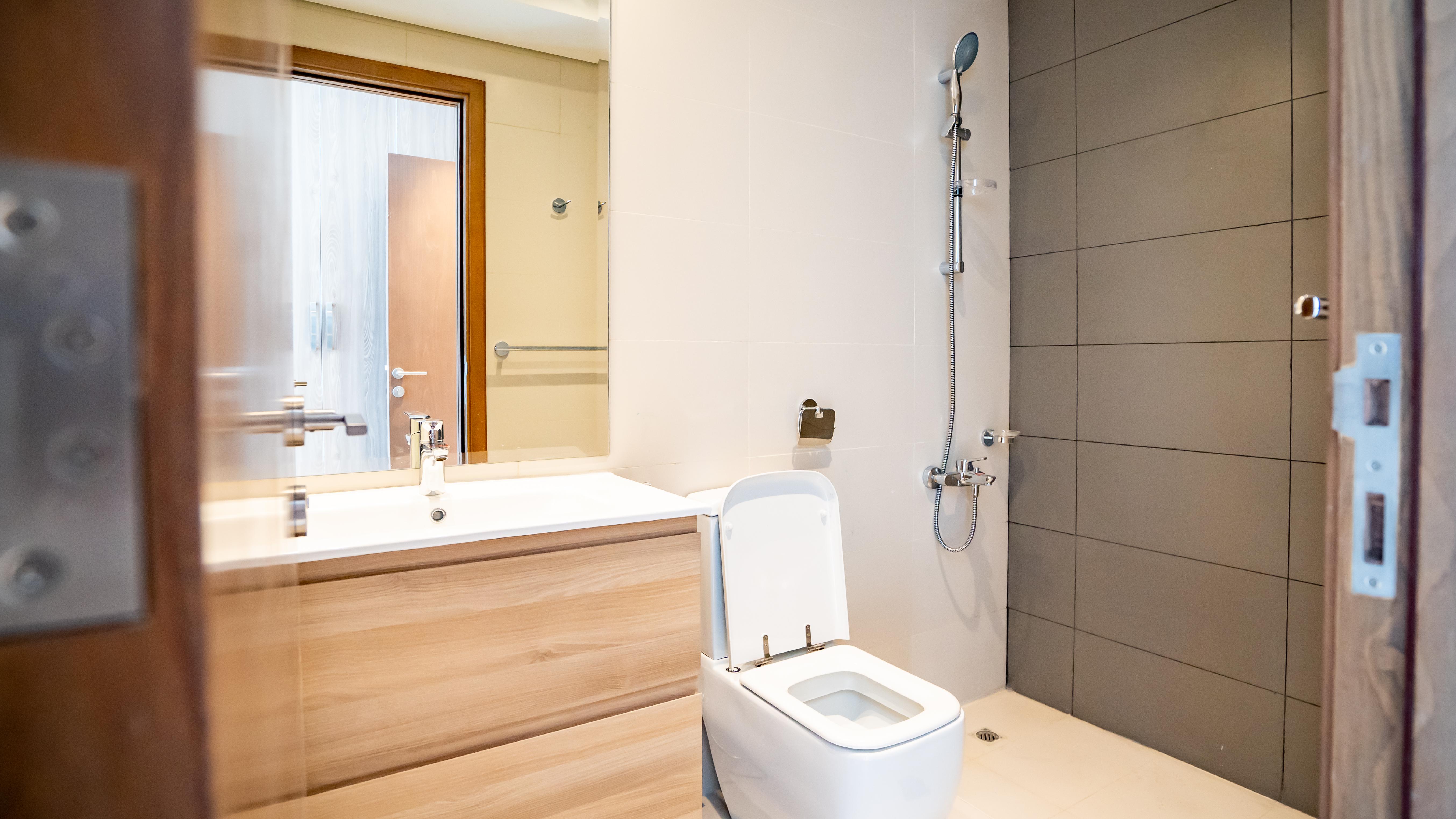 Al Fareej Courtyard Bathroom