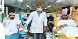 wasl celebrates the 'Year of Giving' by organising a blood donation drive