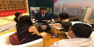 wasl presents wasl1 at Luxury Property Showcase Beijing