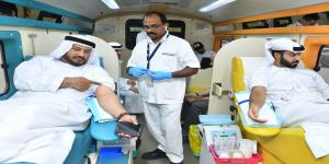 wasl organises blood donation campaign to support 'Year of Zayed' initiative