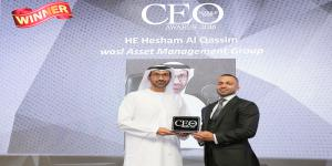 Hesham Al Qassim Wins Property CEO of the Year