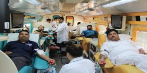 wasl Tenants Receive Opportunity to Give Blood and Save Lives
