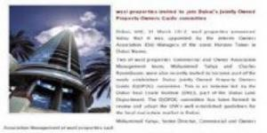 Owners Association for Horizon Tower appoints wasl properties