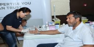 wasl Marks World Diabetes Day with Free Health Check for Tenants