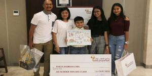wasl properties reveals grand-prize winner of its Ramadan Competition