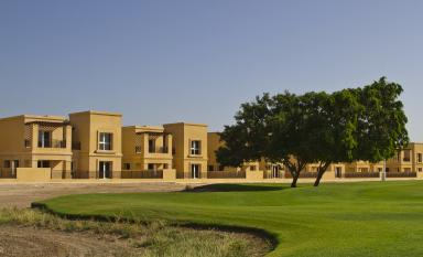 Emirates Golf Club villas