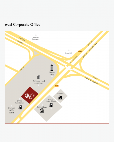 wasl Corporate Office